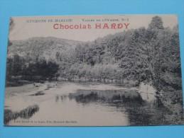 Environs De MARLOIE Vallée De L'Ourthe N° 2 ( Chocolat HARDY ) Anno 19?? ( Zie Foto Voor Details ) !! - Marche-en-Famenne