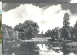 MILANO CASTELLO ,RETRO BREVETTO PER ATTACARE I FRANCOBOLLI.,PANORAMICA.- VIAGGIATA.NO.1955-FG-C1948-T - Milano