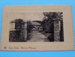 SY-sur-Ourthe HÔTEL Des MESANGES ( Mésanges Prop. Jos BOTTIN ) Anno 19?? ( Zie Foto Voor Details ) !! - Ferrières