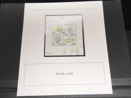 THAILANDE - Bloc Luxe Avec Texte Explicatif - Belle Qualité - À Voir -  N° 11766 - Thaïlande