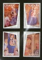 GHANA 1980 NOEL  YVERT N°  NEUF MH* - Navidad