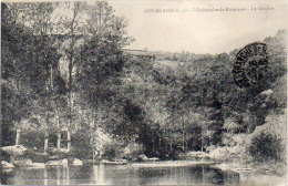 GOURGASSIES, Près Villefranche De Rouergue - Le Goufre     (85387) - Frankrijk