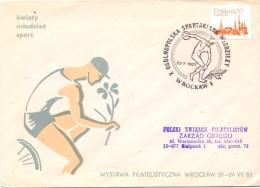 POLAND SPORT  GAMES WROCLAW   (M160149) - Giochi Olimpici