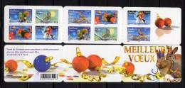 France 2007.Carnet MEILLEURS VOEUX - Altri