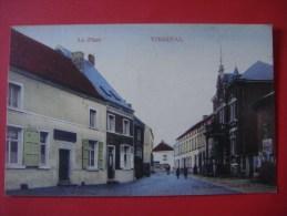 VIRGINAL ( Ittre ) La Place Colorée (Les Environs De Nivelles Ronquières Braine Le Comte L'Alleud Hennuyères - Ittre