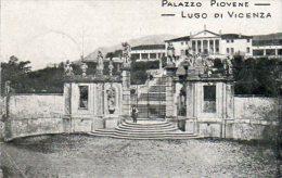 LUGO Di VICENZA - Palazzo Piovene - Posta Militare - - Vicenza
