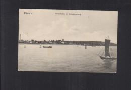 Russia PPC Pillau Baltjisk German Field Post 1915 - Russia