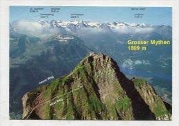 SWITZERLAND - AK 263922 Grosser Mythen 1899 M - SZ Schwyz