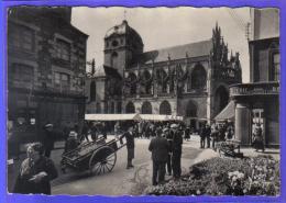 Carte Postale 61. Alonçon Trés Beau Plan - Alencon