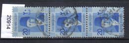 Aegypten, Mi. 232 Dreierstreifen - Ägypten
