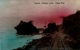 COSTA RICA - Llegada A Puerto Limon - Costa Rica