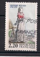 YT N° 2593 - Oblitéré - Révolution Française - Frankreich