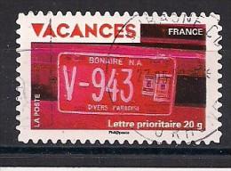YT N° 323 - Oblitéré - Vacances - France