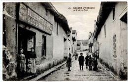 51 - NOGENT L'ABBESSE - La Petite Rue   *** Commerce Goulet TURPIN *** TOP RARE *** - France