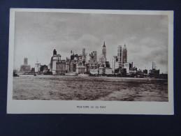 NEW-YORK - Vu Du Port - NY - New York