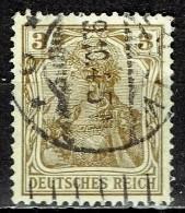 Deutsches Reich - Mi-Nr 84 I Gestempelt / Used (B1174) - Gebraucht