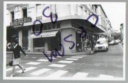 30 Gard - Nimes - Rue Général Perrier Et Magasins Cryalon - Année 60 (photo Perso) Tirage 20 Exemplaires - Nîmes