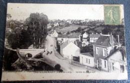 """CPA - CHATEAURENAULT (37) - Vallée De Moulinet - Commerce Visible """"Petit Marqueton"""" - Andere Gemeenten"""
