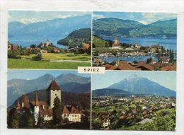 SWITZERLAND - AK 263981 Spiez - BE Berne