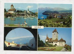 SWITZERLAND - AK 263982 Spiez - BE Bern