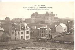 Trégastel - La Communauté - Les Villas - Cie Des Chemins De Fer Des Côtes-du-Nord - Trégastel