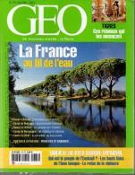 Geo N° 279 - Mai 2002 - Canaux De France / Euskadi / Brésil / Photographe Grunewald / Tigres / Antarctique - TBE - Tourismus Und Gegenden