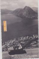 VISTA DAL MONTE BRÉ VERSO CASTAGNOLA Melide Ed Il Monte San Salvatore - Switzerland