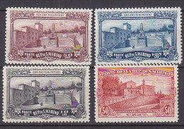 PGL CY056 - SAN MARINO SASSONE N°137/40 * - San Marino
