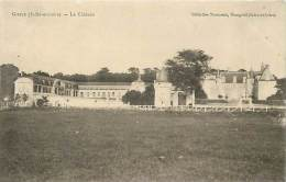 - Indre Et Loire -ref- A381 - Gizeux - Le Chateau - Chateaux - Carte Bon Etat  - - Autres Communes