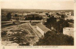 V1597 Cpa Philippe Thomas - Vue Générale - Tunisie