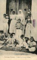 V1602 Cpa Carthage - Enfants De L' Ouvroir Indigène - Tunisie