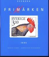 Zweden1995Jaarset Zegels, Originele Verpakking - Zweden