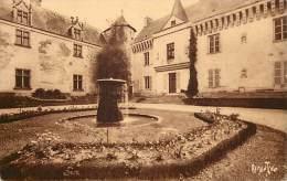 - Indre Et Loire -ref- A371 - La Guerche - Chateau - Proprietaire M. De Croy - Vieux Chateaux De La Vienne - - France