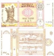 2015. Moldova, New 100Leu/2015, UNC - Moldavie