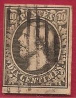 MK-2563     YVERT N° 1    Cote 90.00  Euro - 1852 Guillaume III