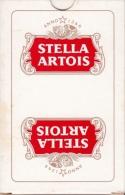 STELLA ARTOIS Jeu De Cartes Complet + 2 Jokers (Speelkaarten, Playing Cards) - Kartenspiele (traditionell)