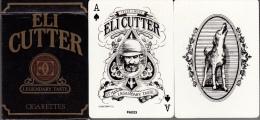 TOBACCO ELI CUTTER Jeu De Cartes Complet + 2 Jokers Speelkaarten, Playing Cards - Playing Cards (classic)