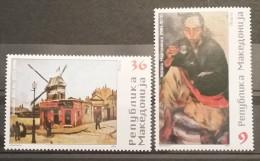 Macedonia, 2003, Mi: 290/91 (MNH) - Macédoine