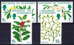 GUERNSEY YT N° 164 à 167 ** - Guernsey