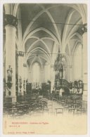 MIDDELKERKE : Intérieur De L'Eglise, 1903 - Ed. A. Sugg, Serie 8 N.16 (f7702) - Middelkerke