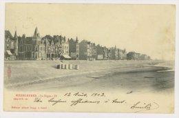 MIDDELKERKE : La Digue IV, 1903 - Ed. A. Sugg. 8 N.14 (f7708) - Middelkerke