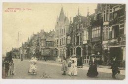 MIDDELKERKE : La Digue, 1907 - Ed. A. Sugg. 8 N.26 (f7714) - Middelkerke