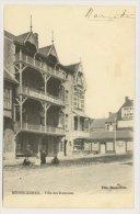 MIDDELKERKE : Villa Des Roseraies, 1904 (f7721) - Middelkerke
