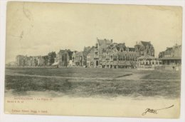 MIDDELKERKE : La Digue III, 1905 - Ed. A. Sugg. 8 N.12 (f7731) - Middelkerke