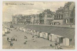 MIDDELKERKE : La Plage Et La Digue, 1912 (f7758) - Middelkerke