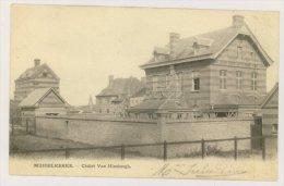 MIDDELKERKE : Chalet Van Hinsberg, 1903 (f7759) - Middelkerke