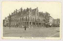 MIDDELKERKE : Hôtel De La Providence, 1948 (f7767) - Middelkerke