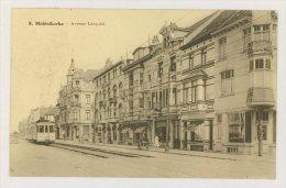 MIDDELKERKE : Avenue Léopold, 1929 - Tram (f7777) - Middelkerke