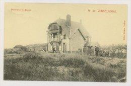 MIDDELKERKE : Chalet Dans Les Dunes (f7786) - Middelkerke