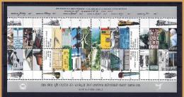 LOTE 466  ///   (C140)  ISRAEL 1992  --  MICHEL Nº:  Block 46    **MNH - Hojas Y Bloques